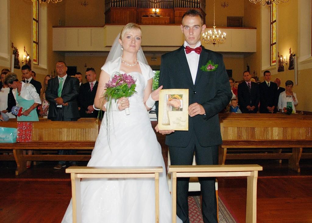 Martyna i Sebastian 12 lipca 2014. Zdj. Stanisław Rogowski