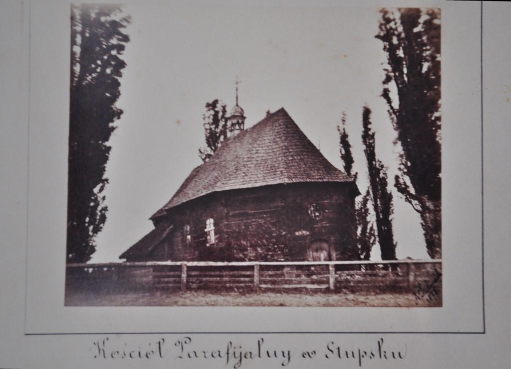 Kościół z roku 1875