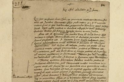 Droga do zakonu jezuitów