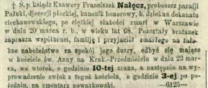 Kurier Warszawski Nr 63 z 22 marca 1880