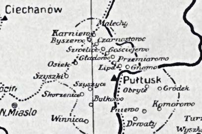 Parafia Szwelice