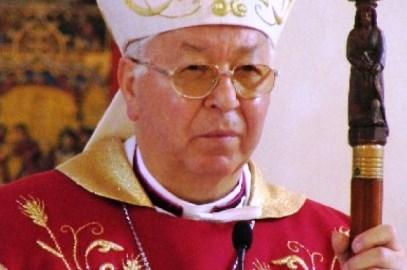 Biskup Jan Gałecki