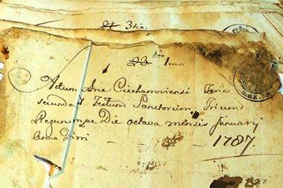 Ciechanowskie Grodzkie Wieczyste 1787